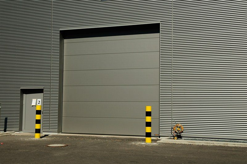 Portes industrielles hormann for Porte de garage industrielle hormann