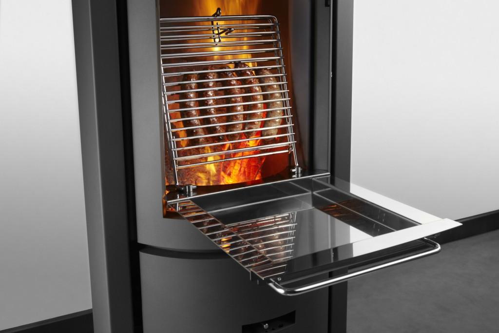 Barbecue STUV adaptable sur certains modèles STUV en vente chez Glaesener-Betz.
