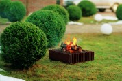 Barbecue de jardin WODTKE vendu chez Glaesener-Betz.