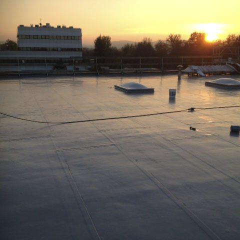 Materialien für die Abdichtung von Flachdächern: Derbigum