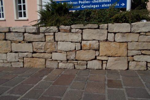 murs à secs en expo et en vente chez Glaesener-Betz