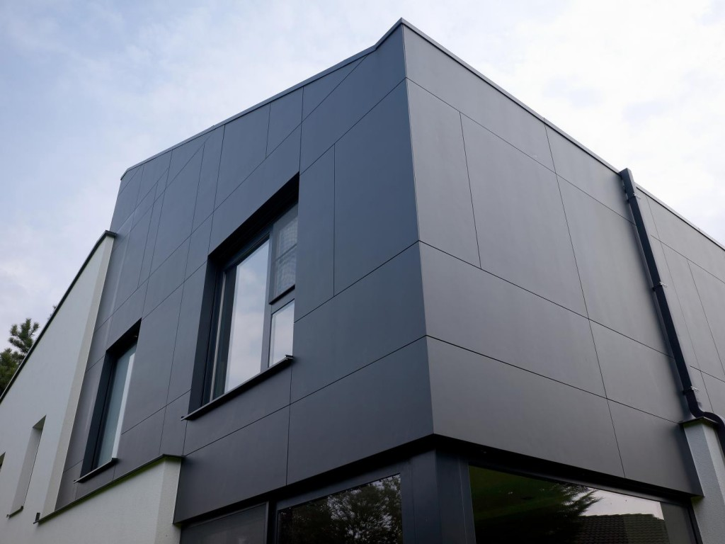 Matériaux bardage de façade SVK