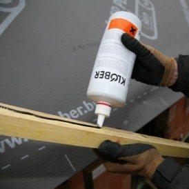 Klöber Permo® seal Colles à application spécifique pour l'intérieur et pour l'extérieur en vente chez Glaesener-Betz