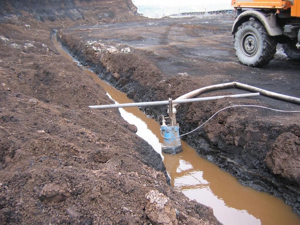 Pompes submersibles de chantier TSURUMI sont en vente dans votre quincaillerie Glaesener-Betz