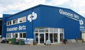 Notre magasin/dépôt situé à Contern (Z.I. Weiergewan) Glaesener-Betz