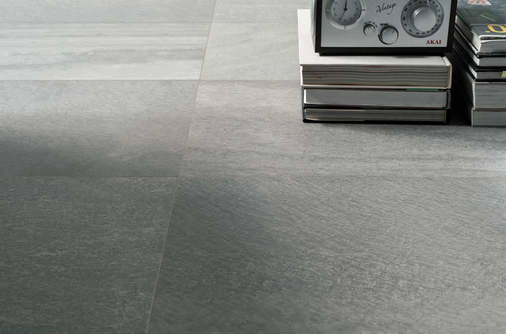 Carrelage sol Gazzini Ink40 couleur grey en 30x60 cm en vente chez Glaesener-Betz
