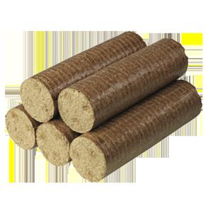 BricoBois Briquette de bois de hêtre compressé en vente chez Glaesener-Betz