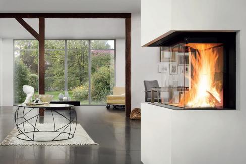 Foyers vitré à bois Spartherm Premium Edition A-3rl-80h en vente chez Glaesener-Betz